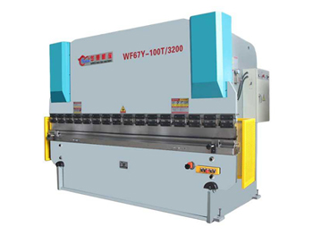 WF67Y Metal Bending Hydraulic Press Brake