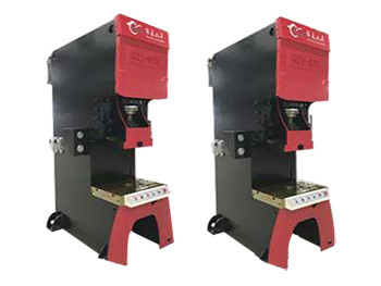 High Precision Metal Punch Press Machine