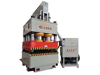 Hydraulic Door Skin Press Machine