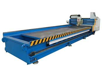 Sheet Metal Channel Bending Machine